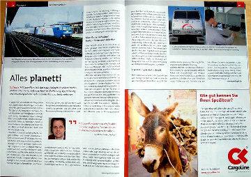 Transportlogistik 2006, Sonderausgabe des Logistik Journals, 05.2006
